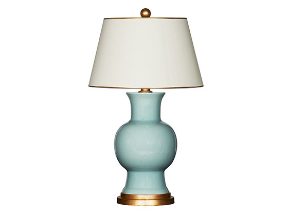 Juliette Celadon Lamp
