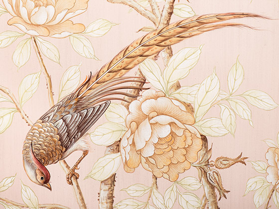 3-pale-pink-bird-panels-art-detail