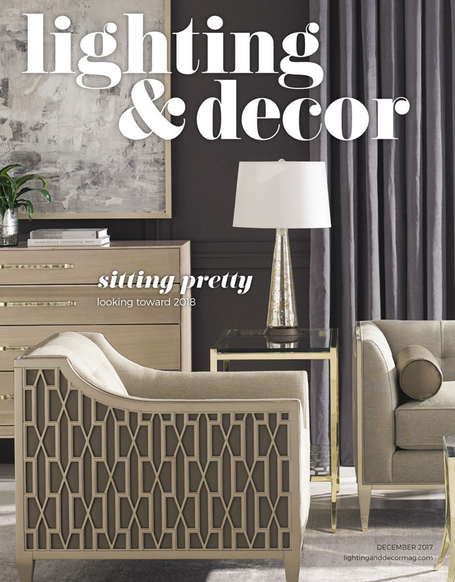 Lighting and Decor magazine cover