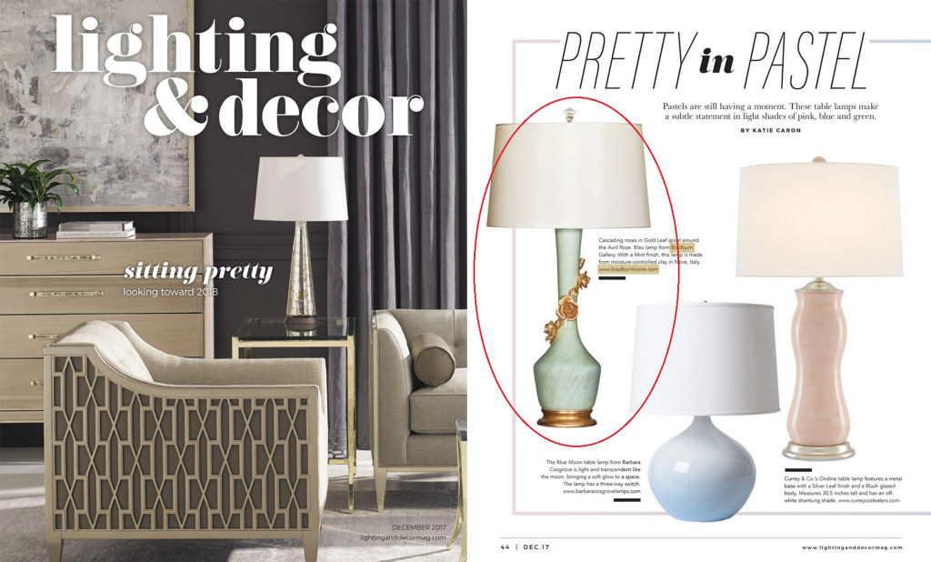 Lighting and Decor magazine